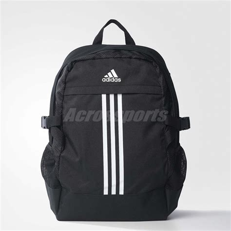 Adidas Backpack Power Iii Medium Backpack Original adidas power 3 iii black white laptop backpack medium bag bp ax6936 ebay
