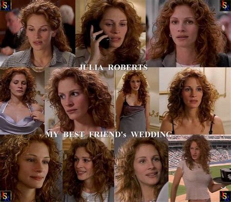 "Julia Roberts hair in ""My Best Friends Wedding"" why can't"