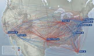 us airways destination map europe american airlines route map map2