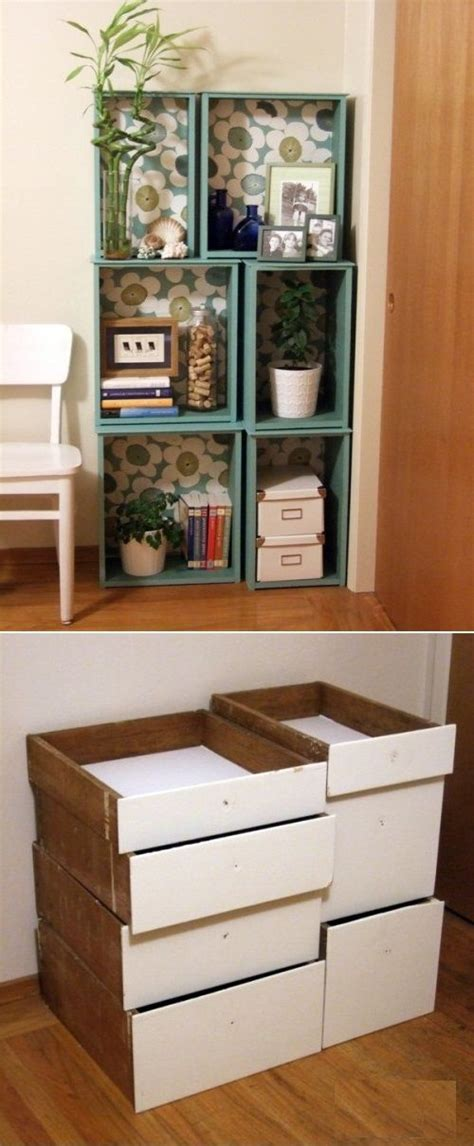 Diy Modular Bookcase bookcases drawers and diy and crafts on