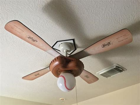 baseball ceiling fan 44 in indoor baseball ceiling fan 23252 at the