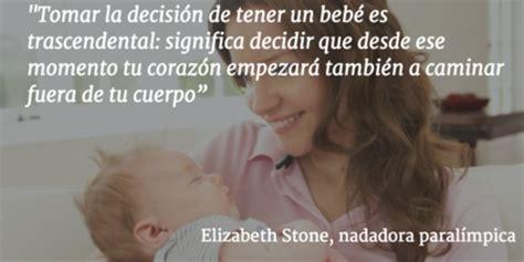 imagenes lindas sobre la llegada de un bebe las 15 frases m 225 s bellas sobre la maternidad