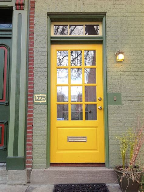 Exterior Doors Pittsburgh Open The Door On Color By Painting Your Front Door Pittsburgh Post Gazette