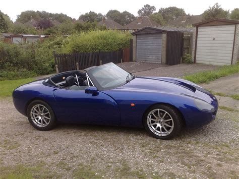 Tvr Automobile 1996 Tvr Griffith Pictures Cargurus