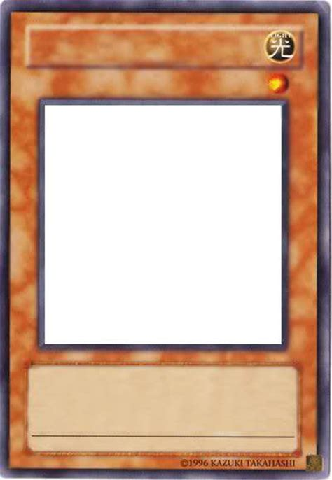 yu gi oh anime card templat theman s templates graphic tutorials resources