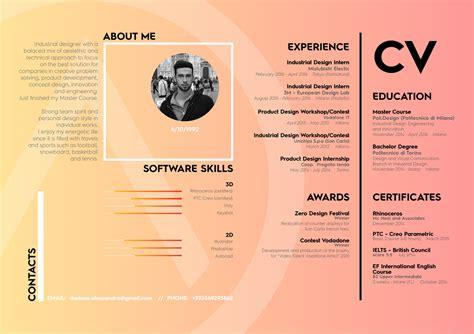 15 free html css r 233 sum 233 templates 15 best images of design graphic resume curriculum vitae