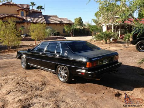 maserati black 4 door 1985 maserati quattroporte sedan 4 door 4 9l