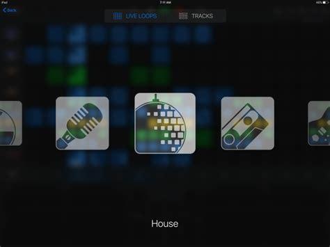 house music garageband apple s new garageband for ios is an edm fan s dream