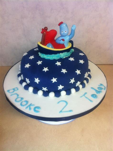 Iggle Piggle In A Boat Cake Cakes  Ee  Party Ee  S