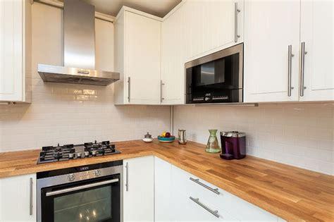 lada da cucina piano cucina in legno lamellare massello