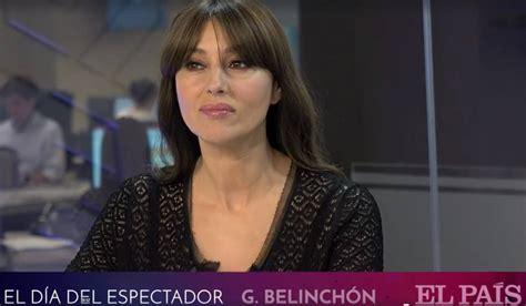 monica bellucci ultima pelicula monica bellucci ahora las mujeres comprendemos nuestro