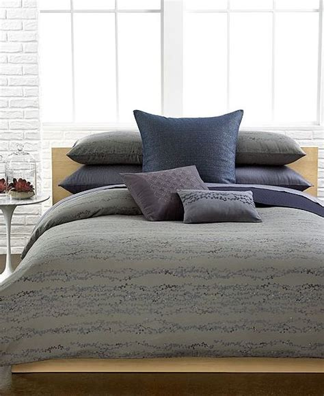 calvin klein bedding calvin klein pacific comforter and duvet sets
