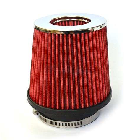 Air Filter Racing Vixion 3 5inch universal race performance inlet cone air filter intake ebay