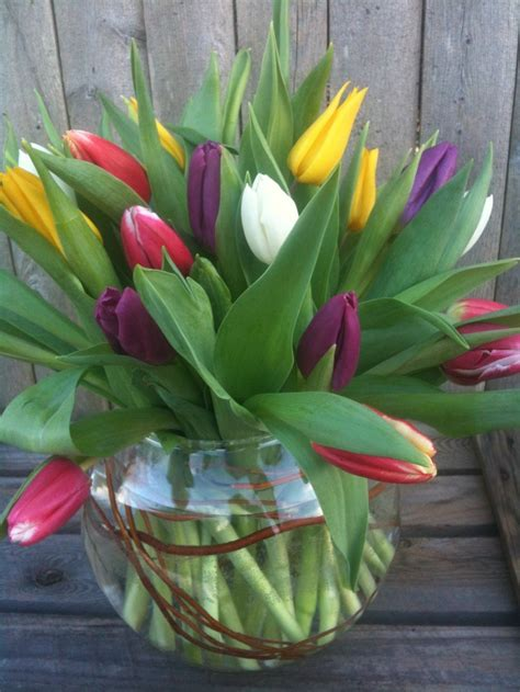 17 best images about decorating with tulips on pinterest