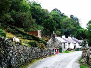 wales miners cottages
