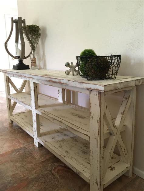 rustic farmhouse console coastal sofa table coastal sofa table beach and living