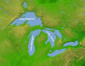 worlds largest lake on map largest lake in the world largest in the united states