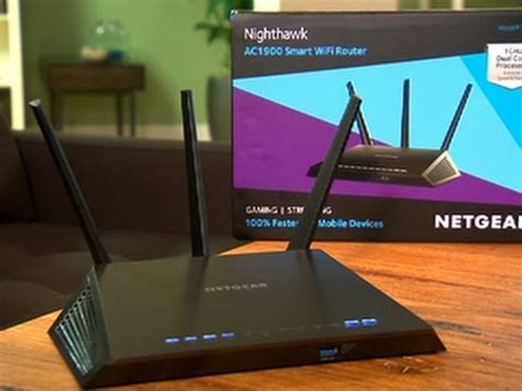 Wifi Router Bold the netgear r7000 is a big and bold wi fi router