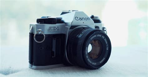 canon ae 1 using the canon ae 1 one of the greatest cameras