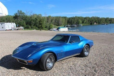 1970 chevrolet corvette stingray awesome oldies