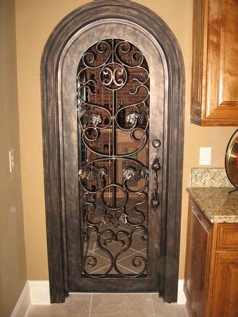 Wine Closet Doors Wine Cellar Door Wine Cellars And Closets