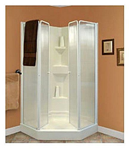 Lyons D38wcw Tub Door 38 Quot Clear White Just Rv Parts Lyons Shower Doors