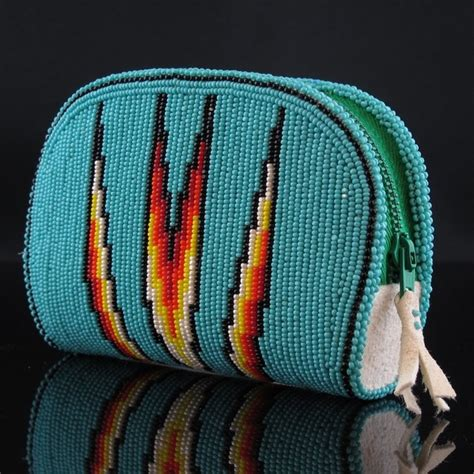 how to make a beaded coin purse 192 best blackfoot designs images on