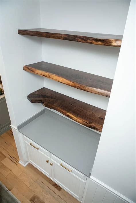 25 best ideas about walnut shelves on pinterest cheap