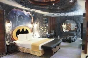 batman room batman hotel room is awesome