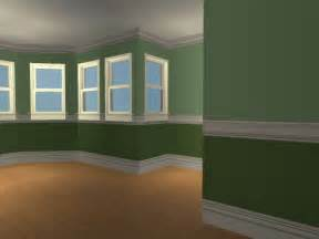 painting walls 2 different colors painting two toned walls in your house