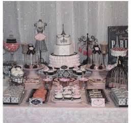 best 25 bridal shower ideas on parisian