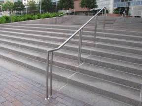 Exterior Banister Handrails For Outside Steps Railings For Stairs