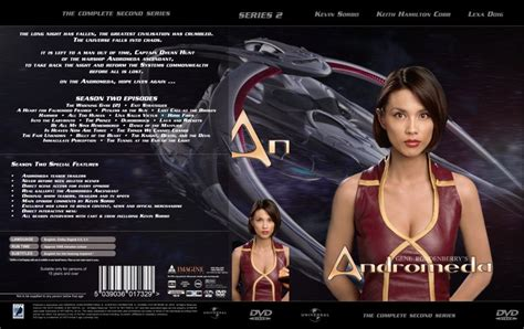 Cover Tv By Request 1 andromeda 2 tv dvd custom covers 2165andromedas2 dvd covers
