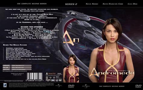 Cover Hk Tv 1 andromeda 2 tv dvd custom covers 2165andromedas2 dvd covers