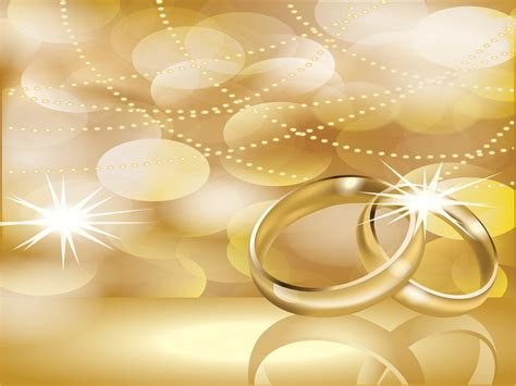 Wedding Rings Powerpoint Templates Animals Wildlife Beauty Fashion Yellow Free Ppt Free Wedding Powerpoint Templates