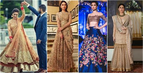 Wedding Wear For by Bridal Wedding Wear Trends For 2018 G3fashion