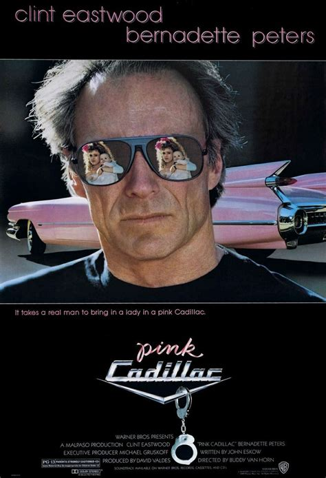 clint eastwood 1989 pink cadillac