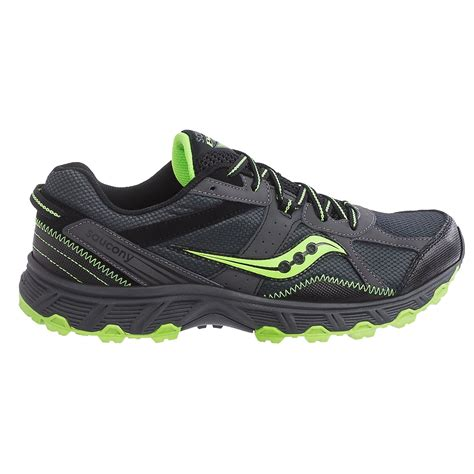 shoe for running saucony grid escape trail running shoes for save 38