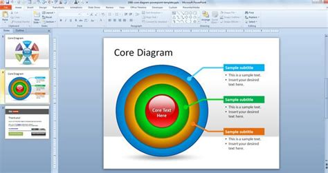 powerpoint diagram templates free free diagram powerpoint template for presentations