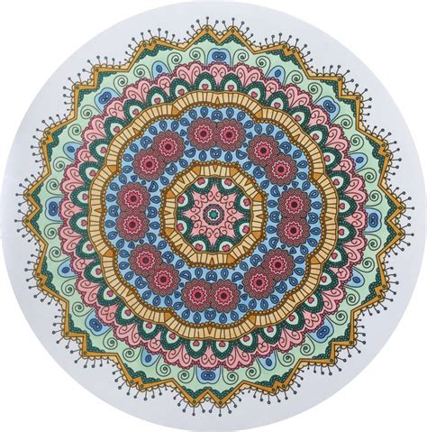 mandala coloring book with markers 1887 best mandala images on