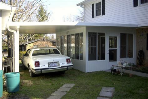 Attached Solarium Insulated Sunroom W Attached Carport From Patios Plus