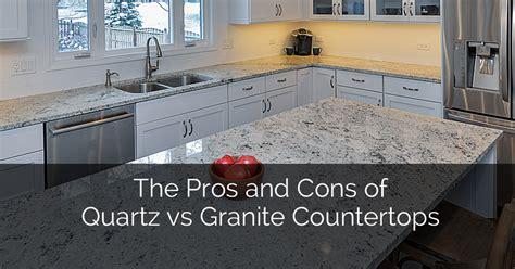 Pros and Cons of Quartz vs Granite Countertops: The