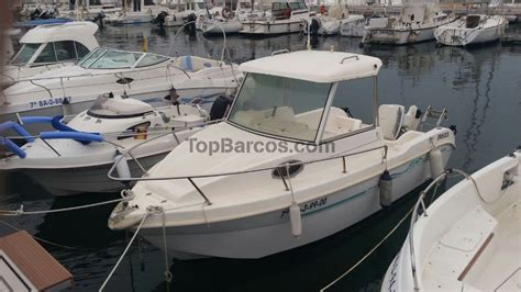 cabin fisher saver 540 cabin fisher a barcellona barche usate top boats