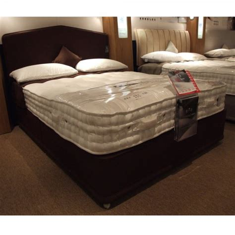 Clearance King Size Mattress by Harrisons Ruby 6000 King Size Divan Bed Clearance