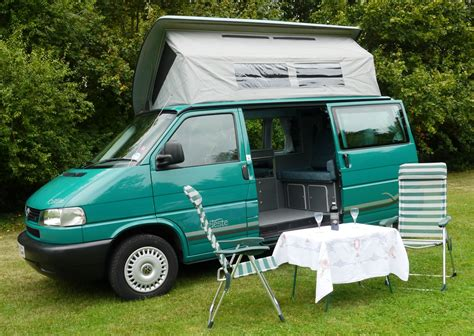 VW T4 Campervan Bilbos Celeste   Volkswagen Camper and Commercial magazine