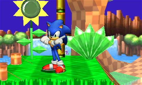Bros Cemara 3 sonic smash bros 4 3ds screenshot by jbx9001 on deviantart