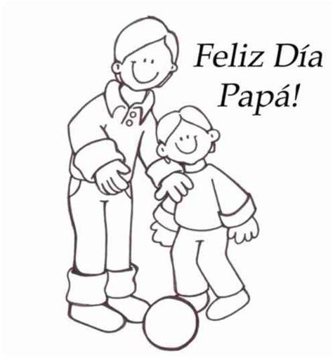 imagenes de up feliz dia del padre casi 50 tarjetas para pap 225 para pintar en el d 237 a del padre