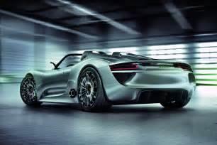 Porsche 918 Mpg Porsche 918 Spyder Hybrid Supercar U S Price Announced