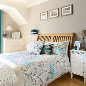 Aqua Bedroom Decor Taupe And Aqua Bedroom Decorating Housetohome Co Uk