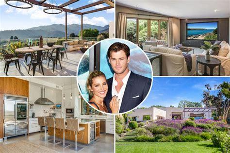 elsa house chris hemsworth and elsa pataky buy 3 45 million malibu
